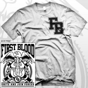 First Blood - Join Forces Tシャツ