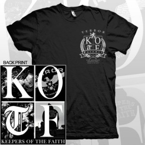 Terror - Faith Defined Tシャツ
