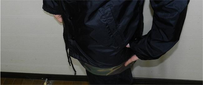 迷彩 バンドTシャツ