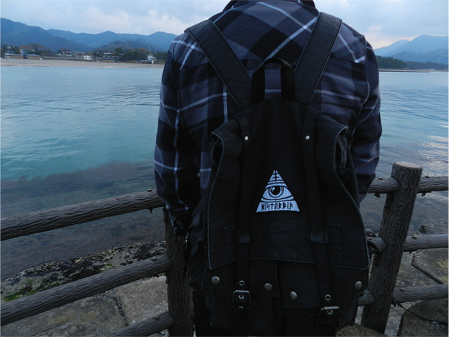 DISTURBIA BACK PACK