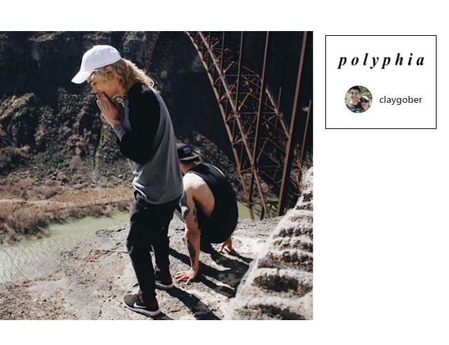 Polyphia Tシャツ