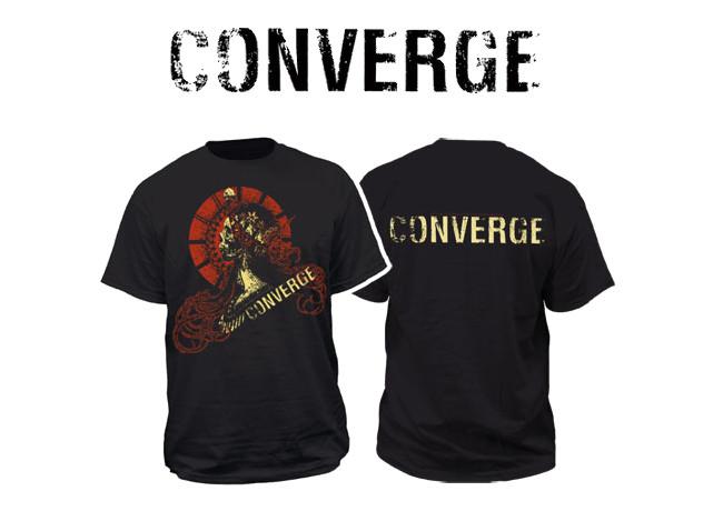 Converge コンヴァージ