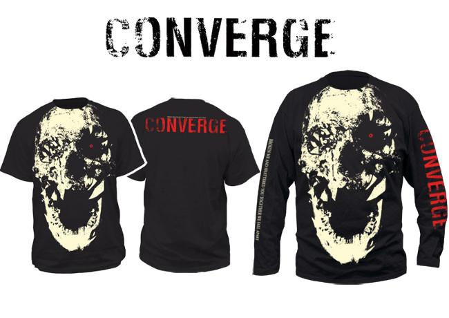 Converge マーチ