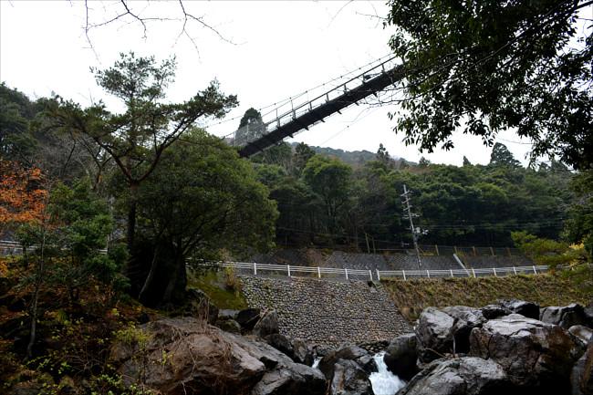 大江山 吊り橋