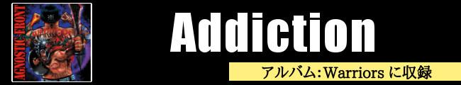 Addiction Agnostic Front