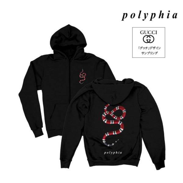 polyphia グッチ