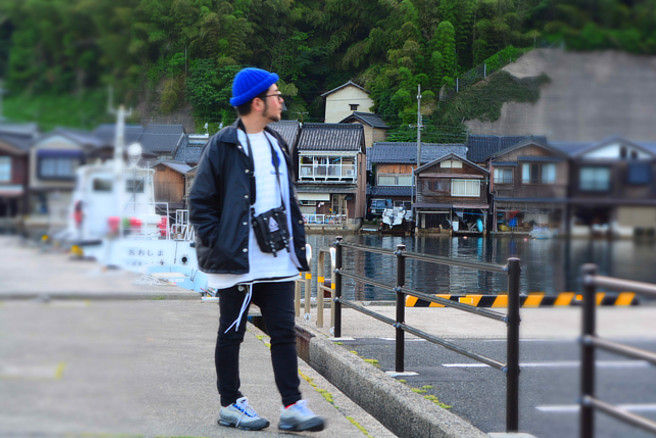 舟屋 京都