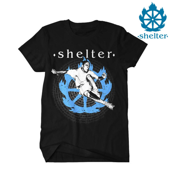 Shelter /シェルター - Chakra Tシャツ