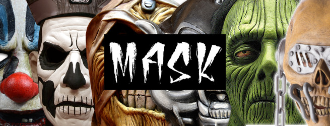 ハロウィン マスク
