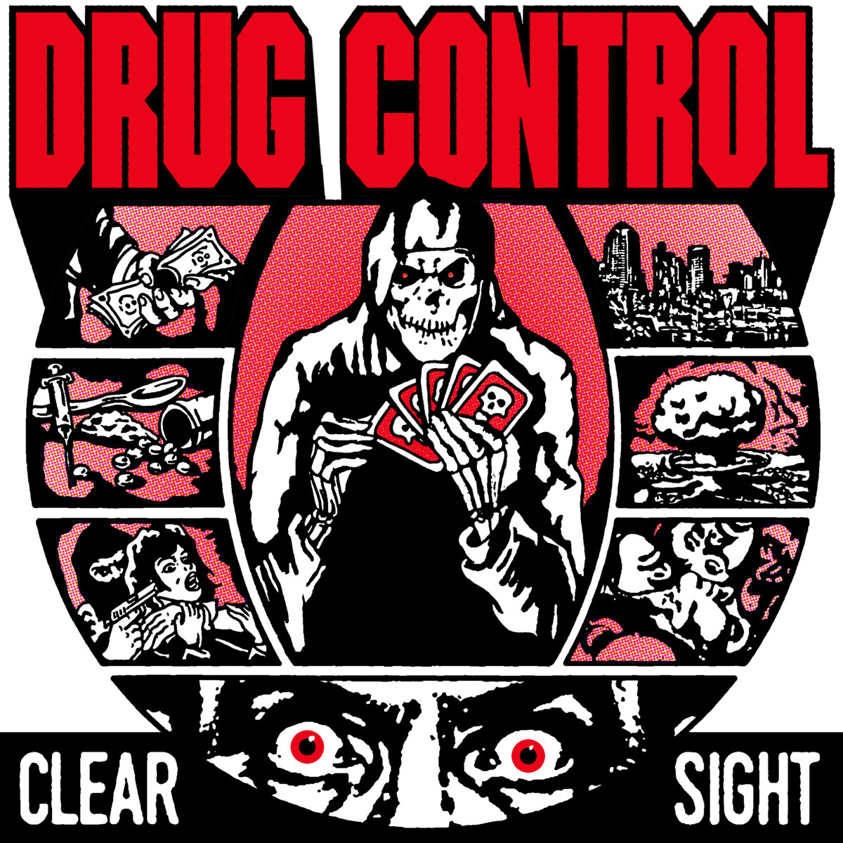 DRUG CONTROL  Clear Sight
