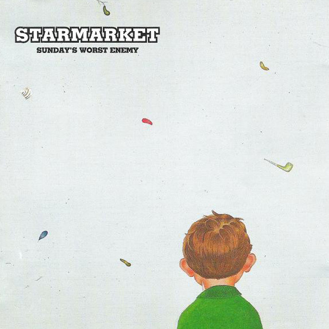 starmarket「Sundays worst enemy」