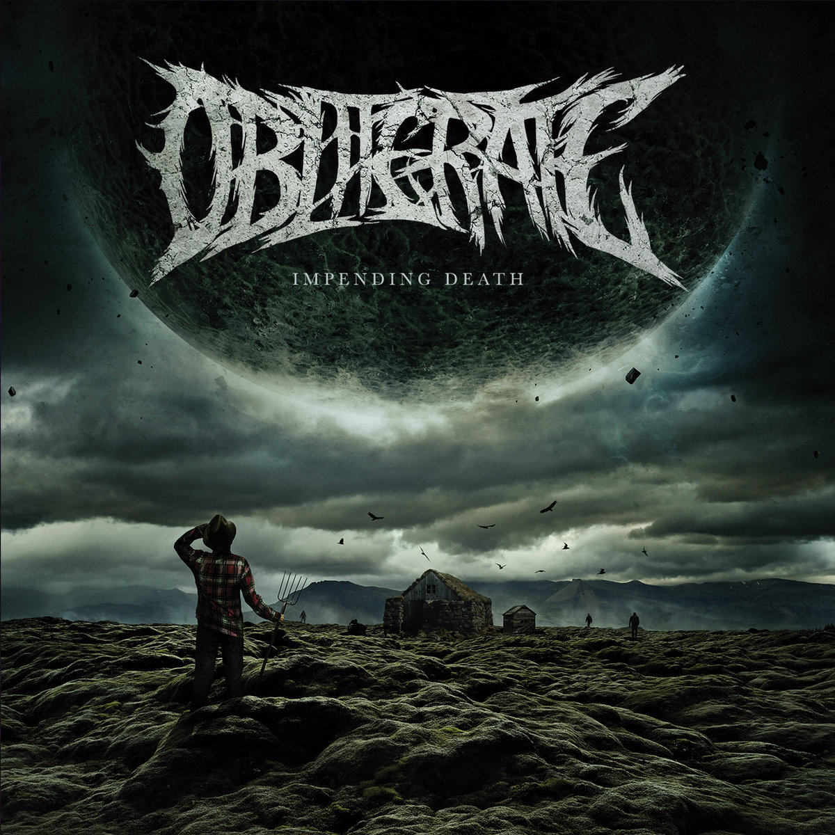 OBLITERATE/IMPENDING DEATH