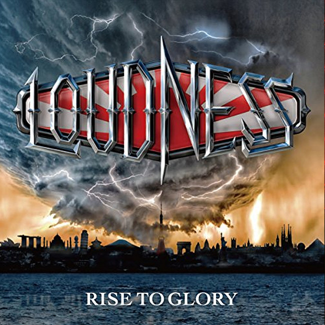 LOUDNESS / RISE TO GLORY-8118-