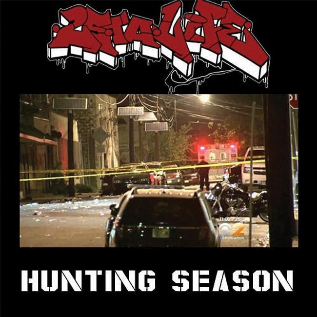 25 ta Life「Hunting Season」