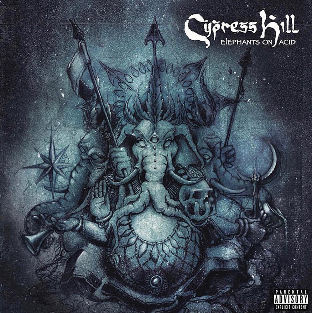 Cypress Hill Elephants on Acid」