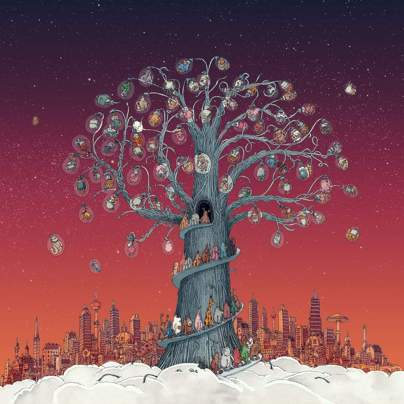 Dance Gavin Dance / ARTIFICIAL SELECTION