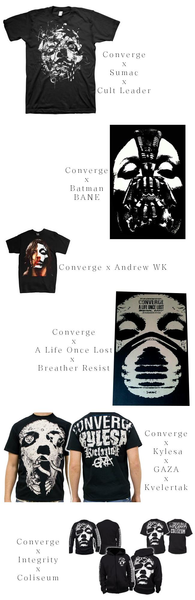 Converge Mash up