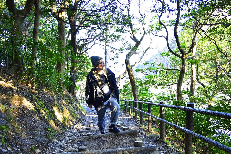 経ヶ岬 登山