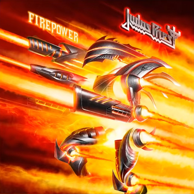 JUDAS PRIEST  FIREPAWER