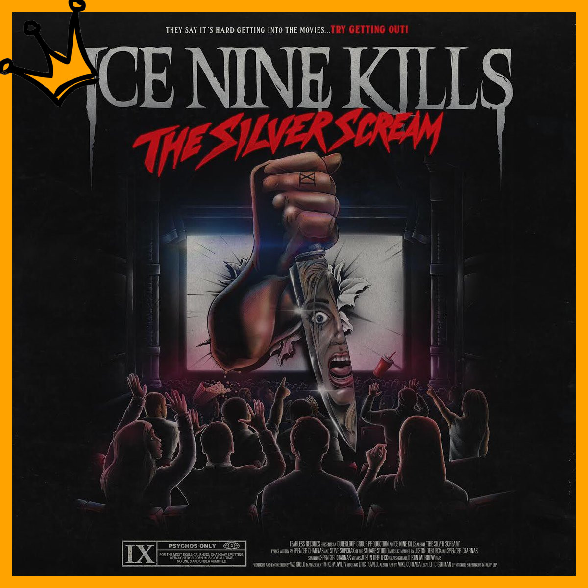 ICE NINE KILLS × THE SILVER SCREAM