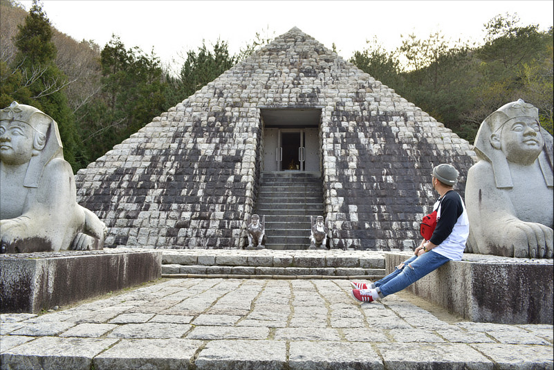 太陽公園 ピラミッド