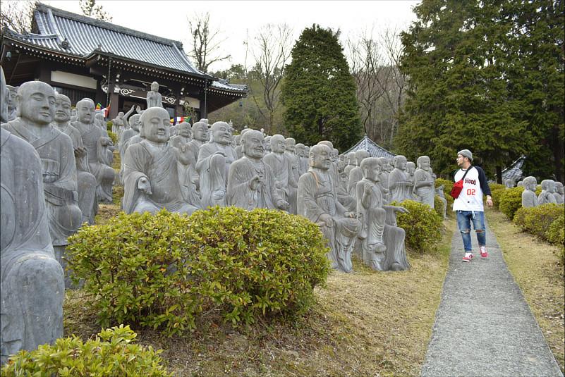 太陽公園 お寺