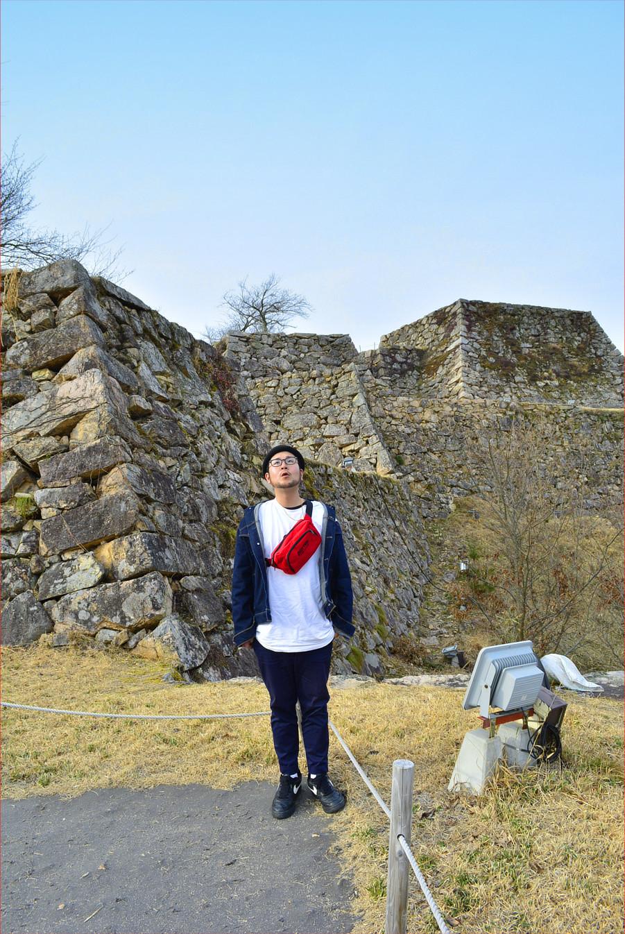 和田山 竹田城跡