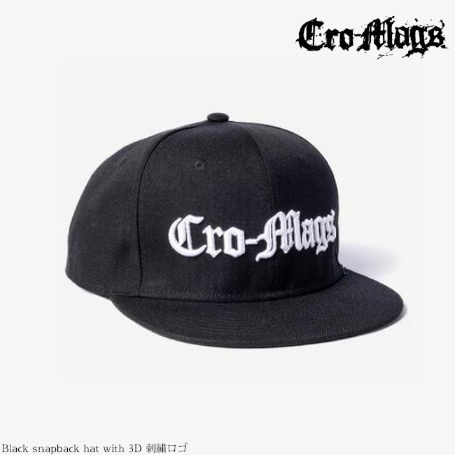 Cro-Mags キャップ