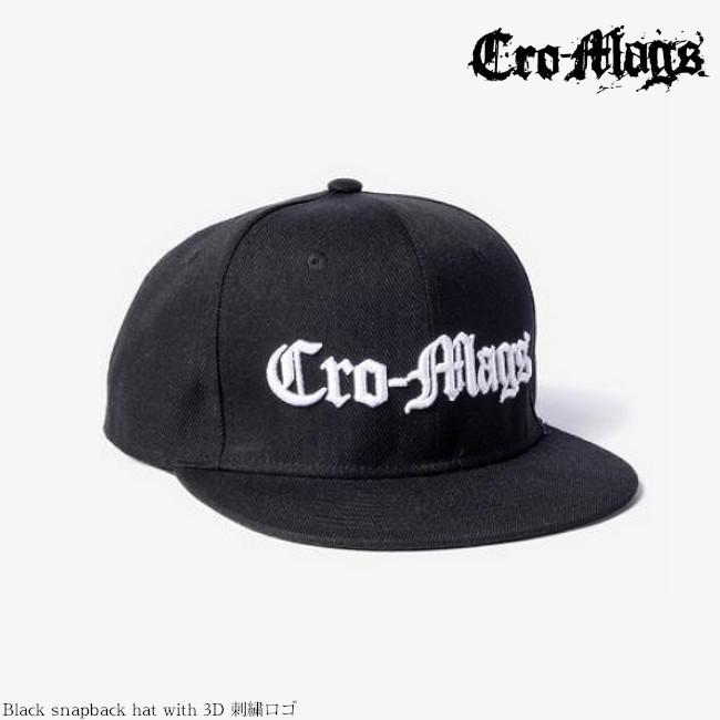 Cro-Mags キャップ