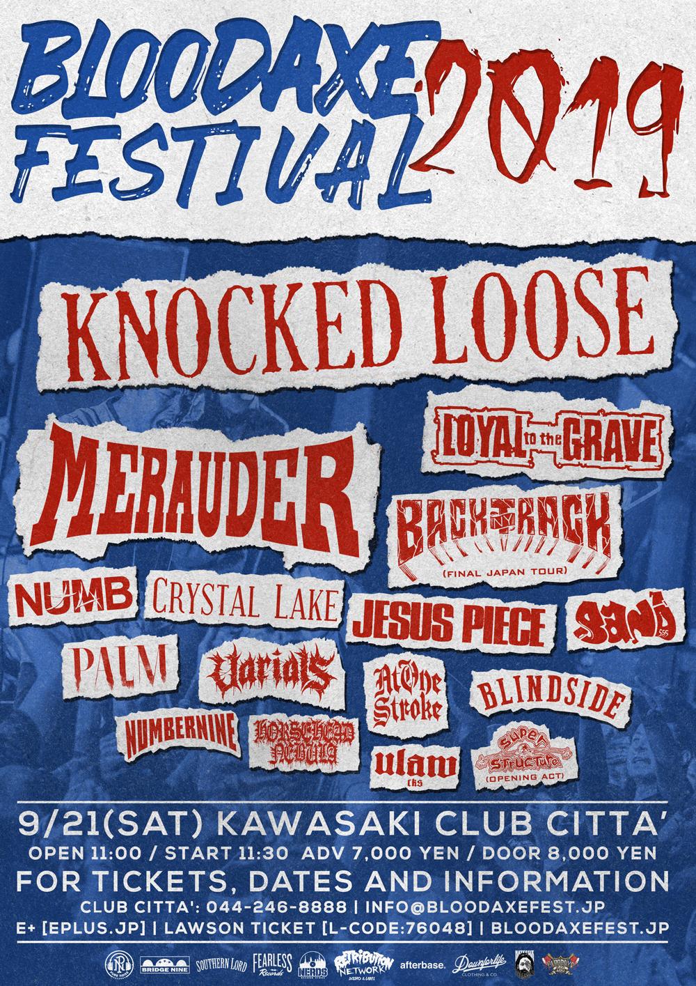 Bloodaxe fest 2019