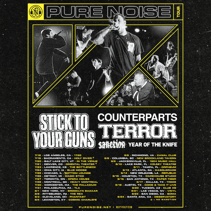 Pure Noise Tour