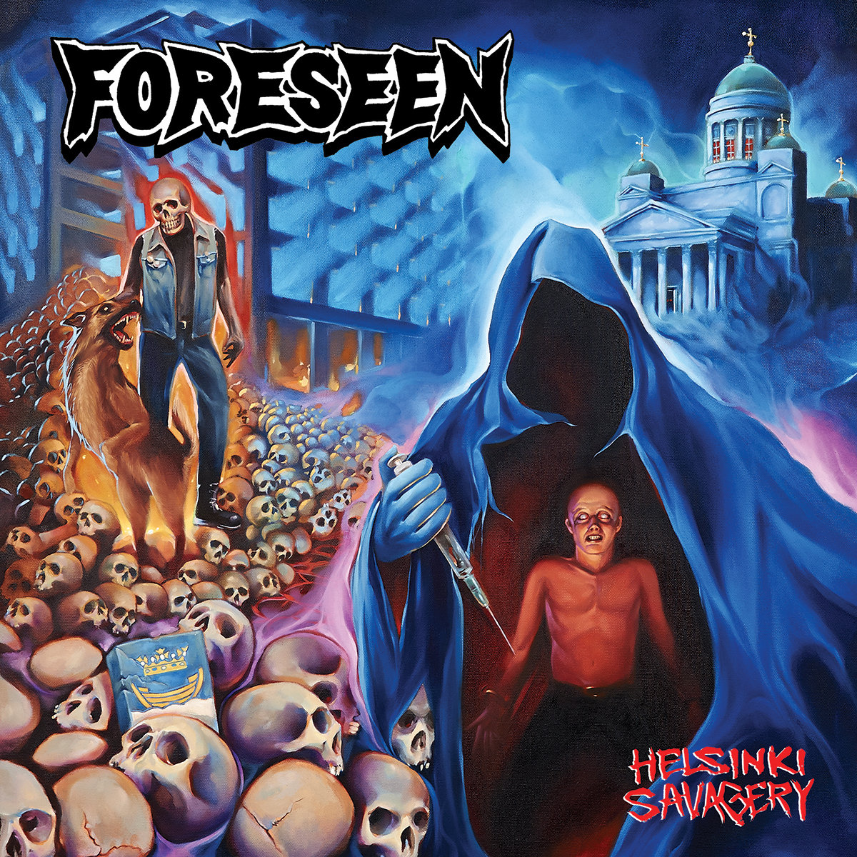 Foreseen - Helsinki Savagery