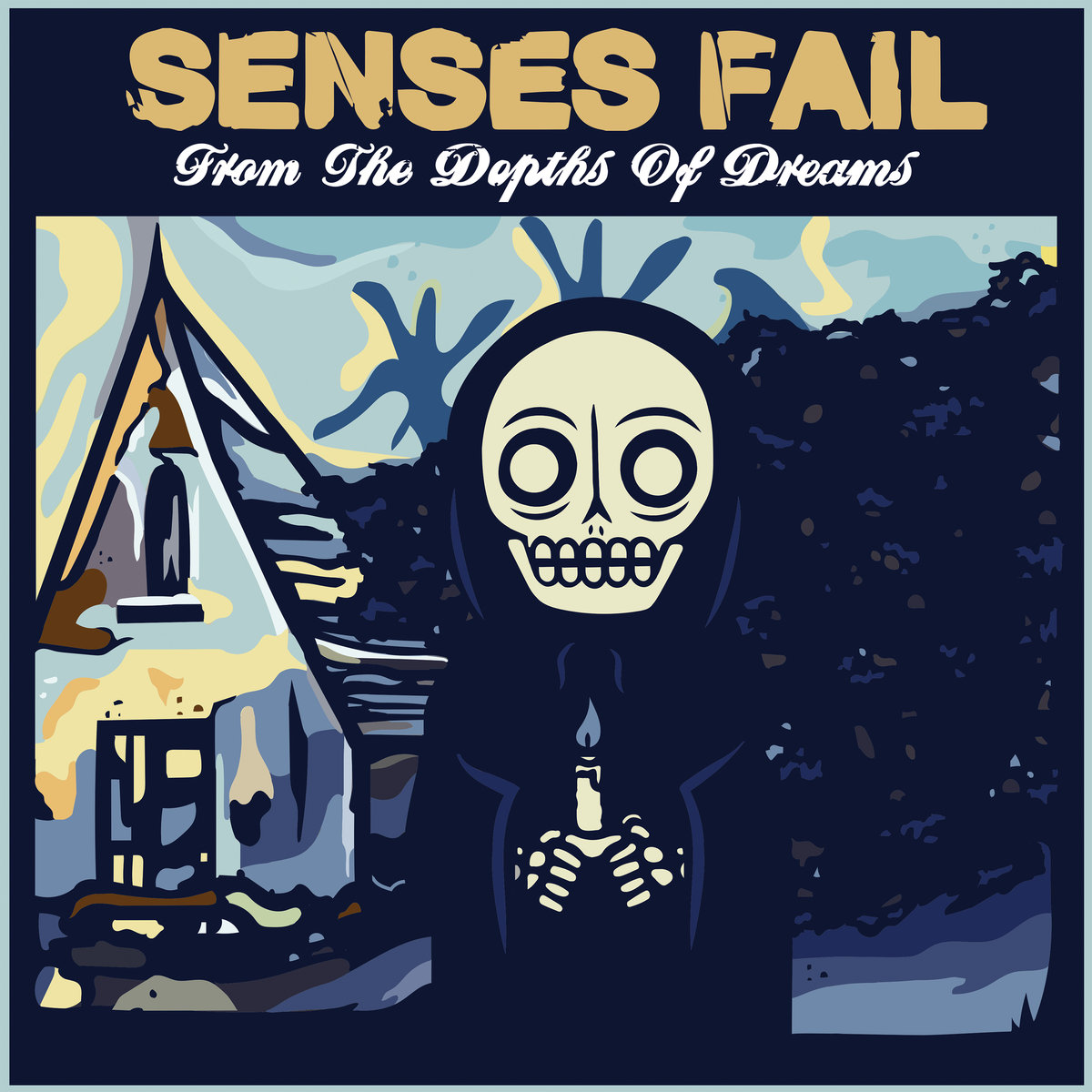 Senses Fail - From The Depth Of Dreams