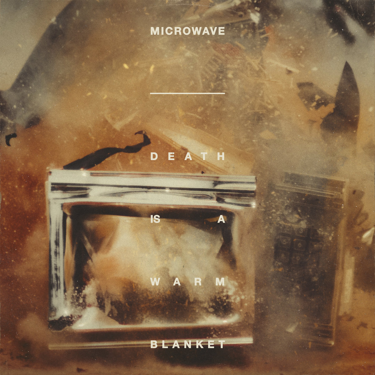 Microwave - Death Is A Warm