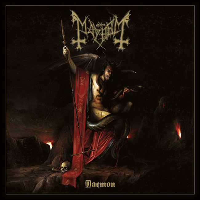 Mayhem -「Daemon」