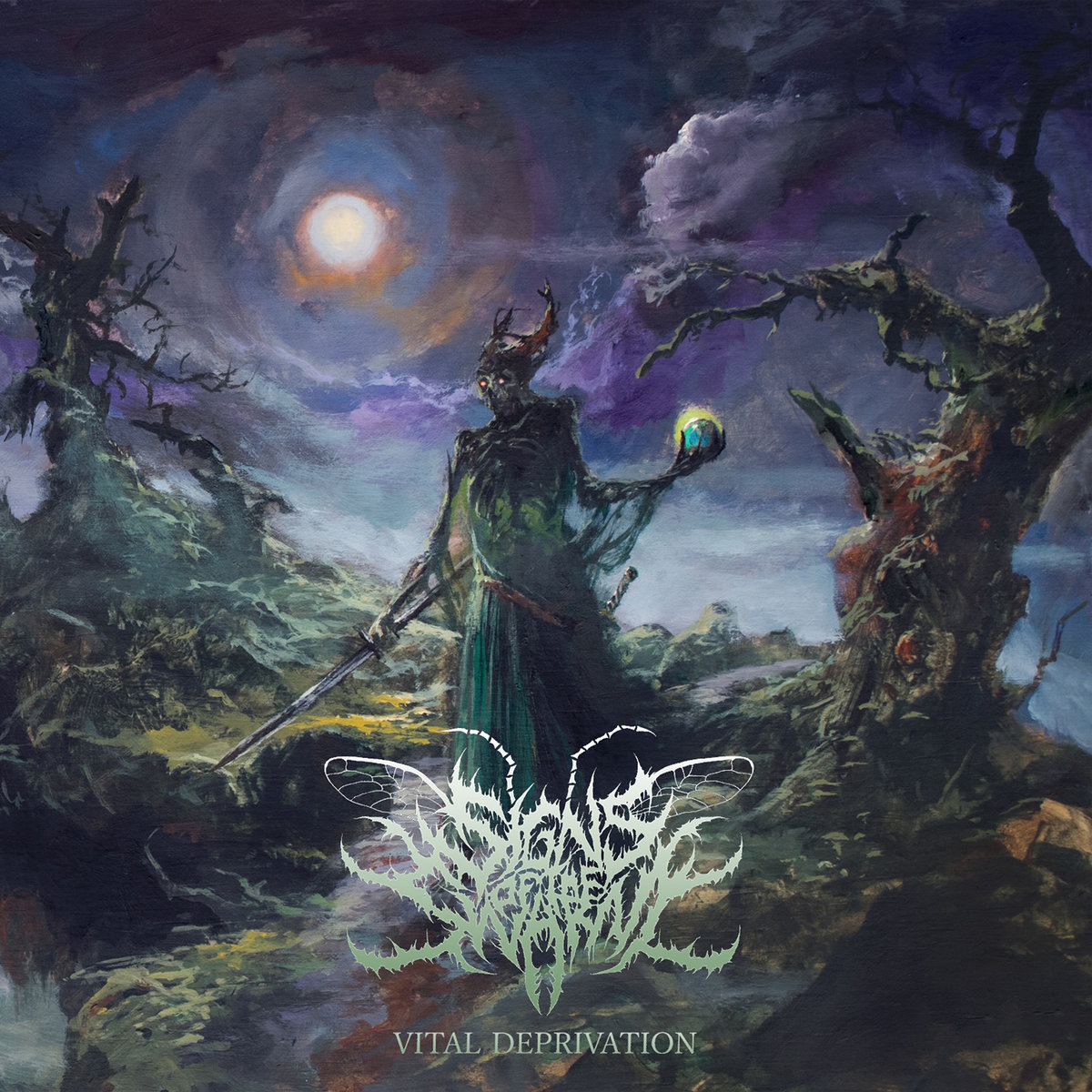 Signs of the Swarm -「Vital Deprivation」