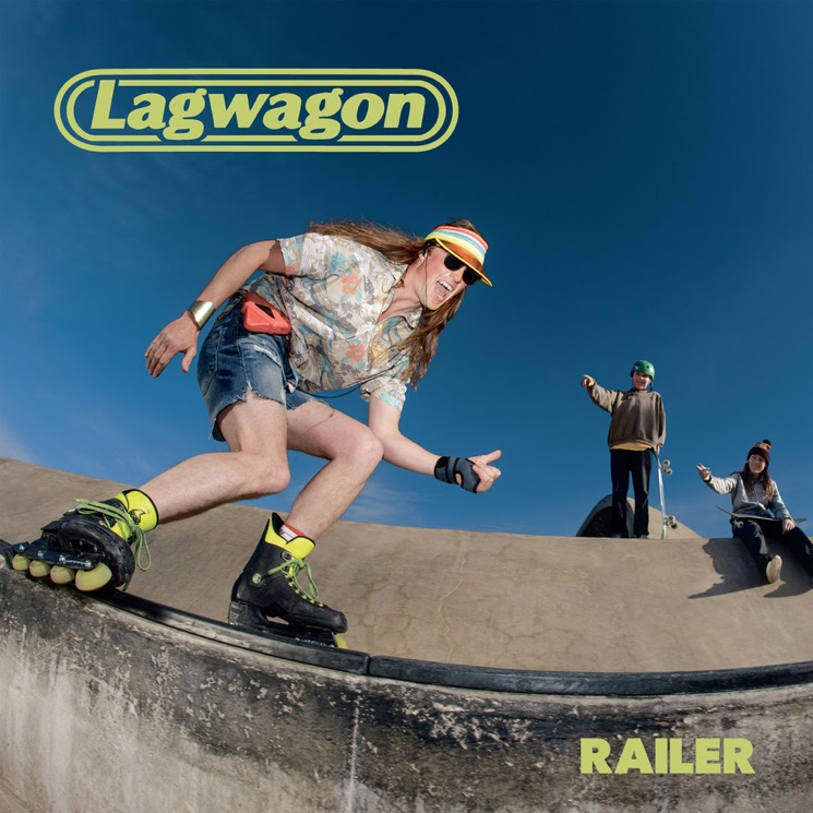 Lagwagon「Railer」 (Fat Wreck)