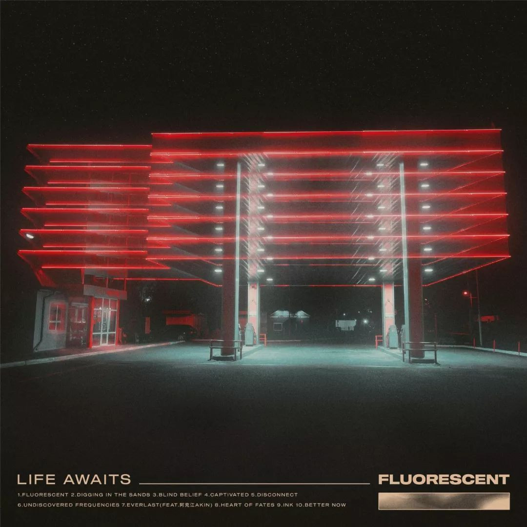 Life Awaits「Fluorescent」