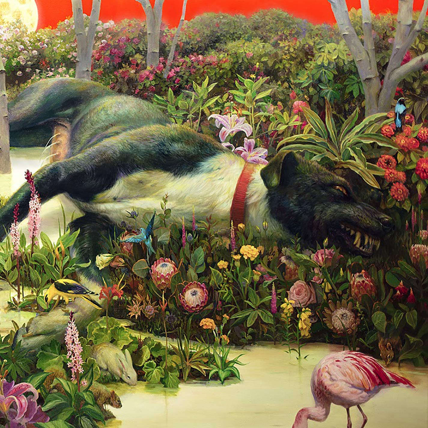 Rival Sons「Feral Roots」