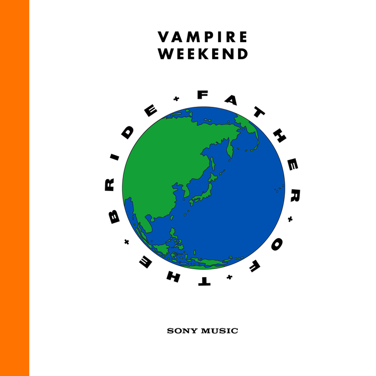 Vampire Weekend「Father Of The Bride」