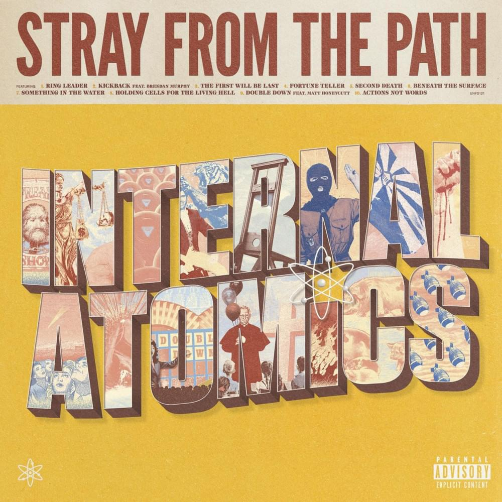 STRAY FROM THE PATH/INTERNAL ATOMICS