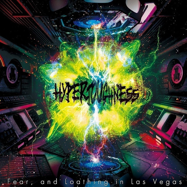 Fear,and Loathing in Las Vegas/HYPERTOUGHNESS