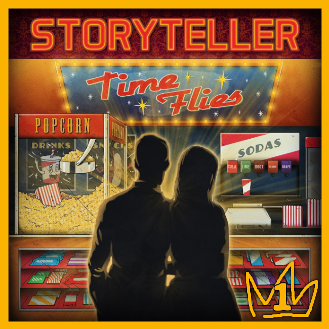 STORYTELLER - Time Flies