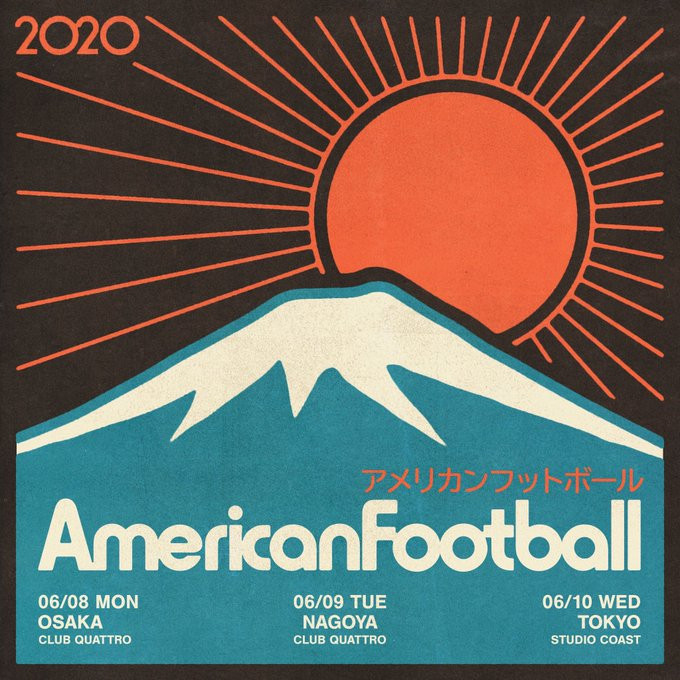 American football来日