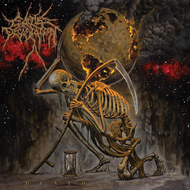 CATTLE DECAPITATION / Death Atlas