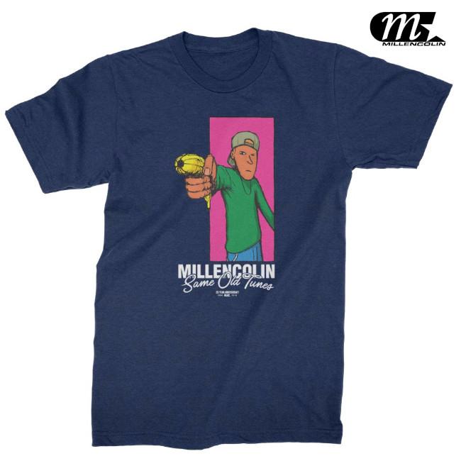 Millencolin Tシャツ