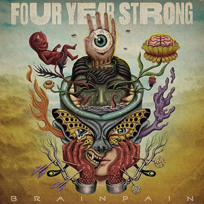 Four year strong / brain pain