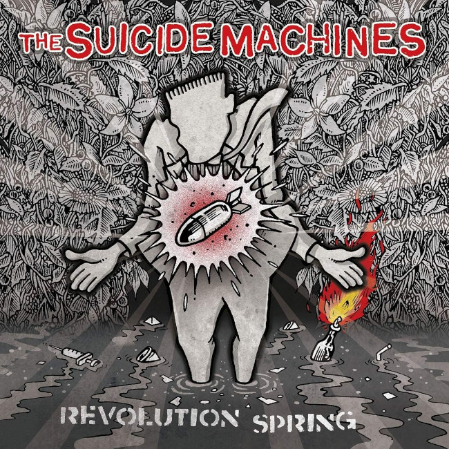 Suicide machine / revolution spring