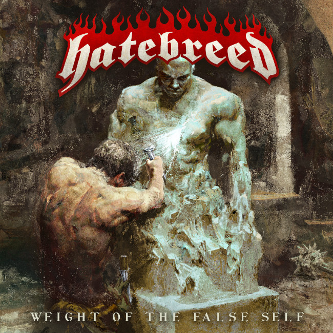 Hatebreed / weight of the false self