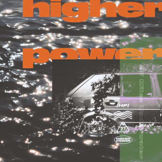 Higher Power 27 Miles Underwater Album Art